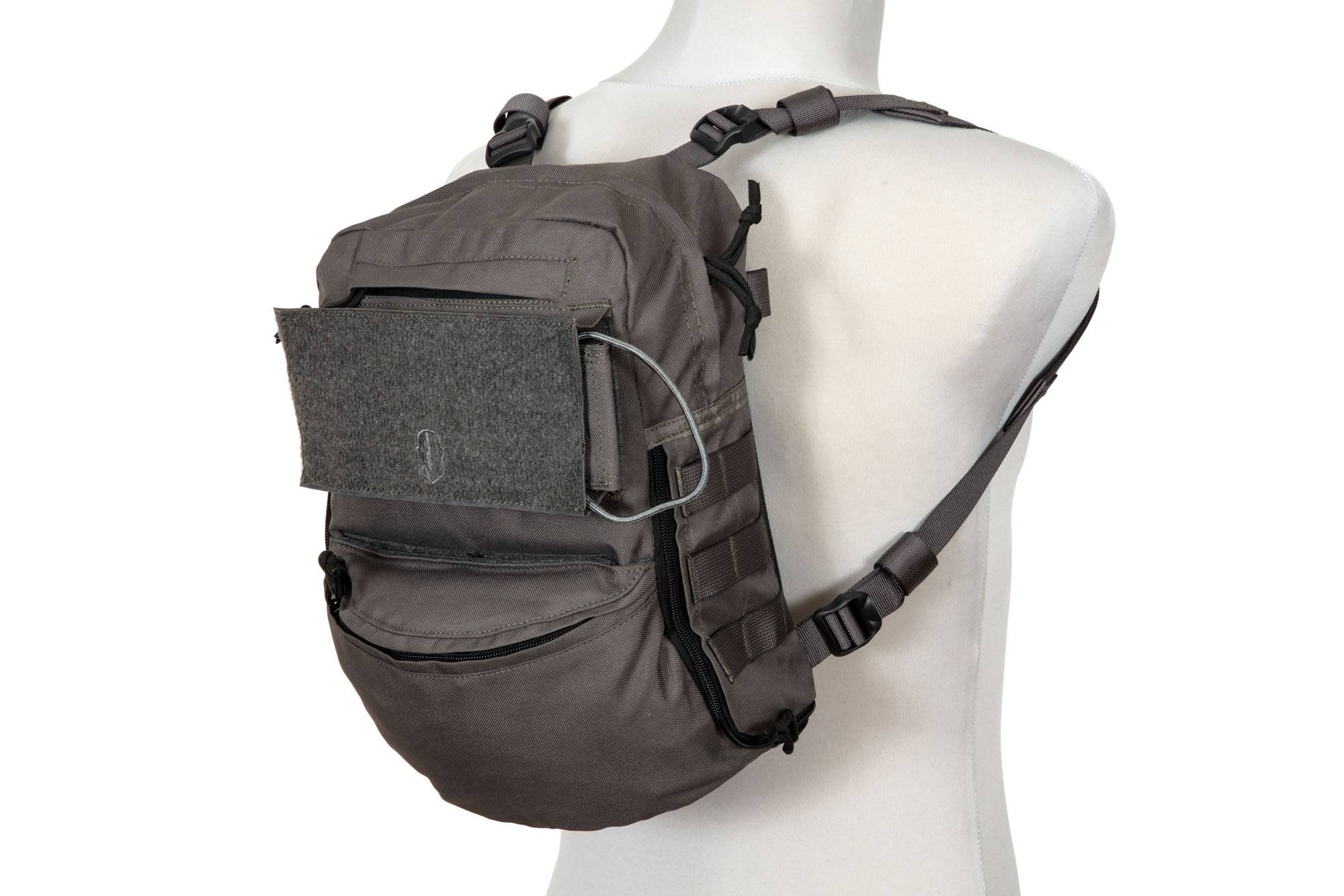 SPARTAN FLAT BAG GREY